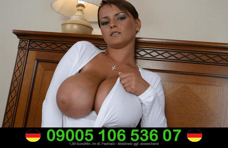 Geile Telefonsex Fotzen mit XXL Titten