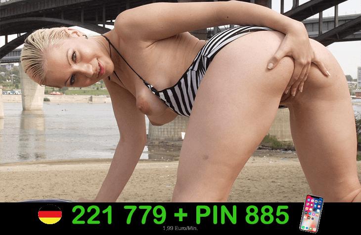 Telefon Sex Live mit blonde Frauen